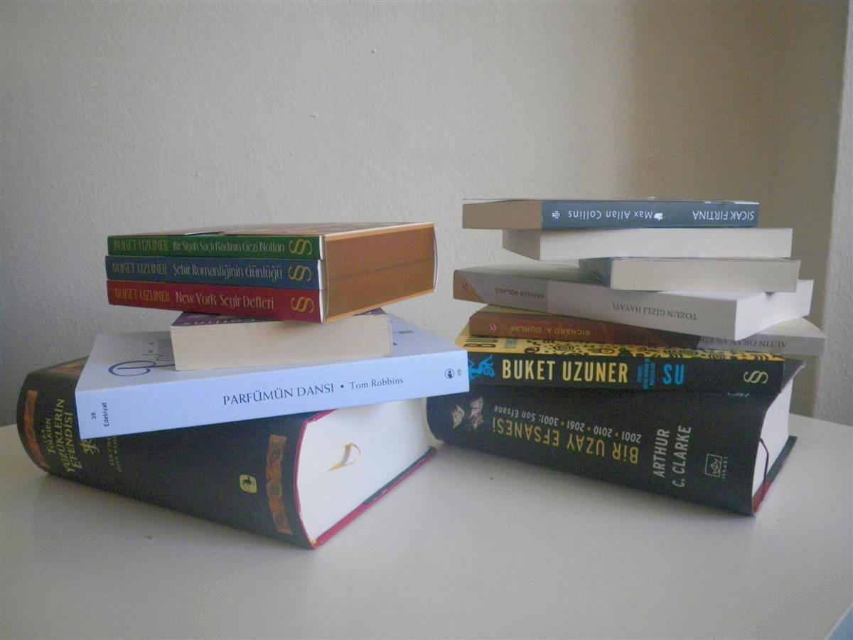 İzmir Kitap Fuarı ve Bir Hafta Sonu Günü