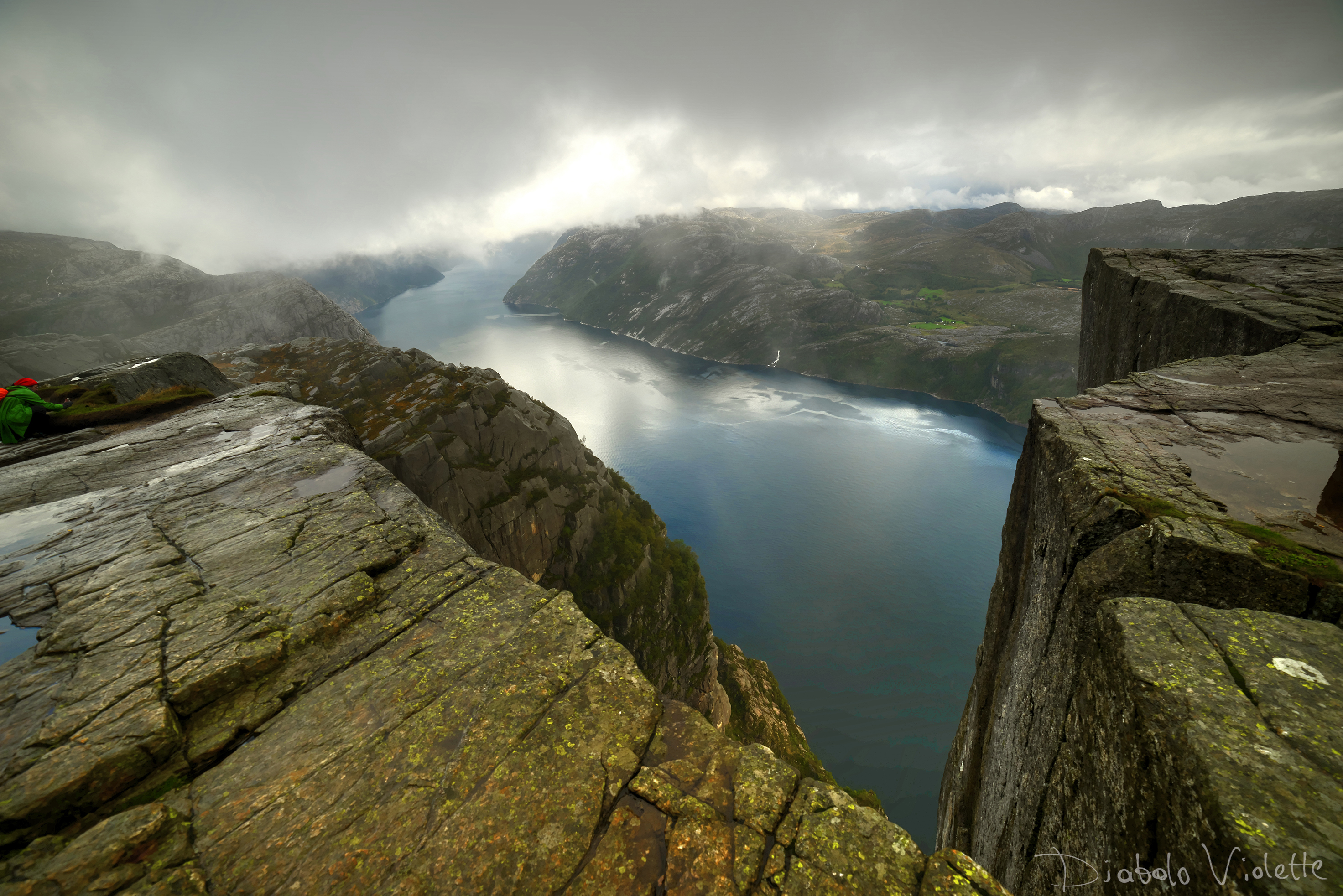 Norveç – Fiyortların Üzerinde