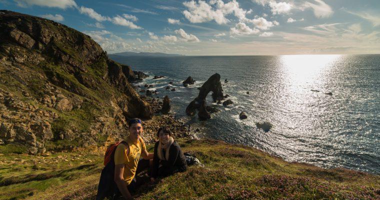 Keşfi Bitmeyen Donegal Kıyıları