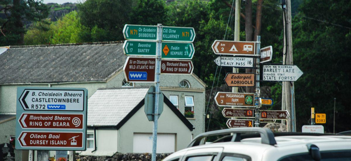 İrlanda'da Hangi Dil Konuşuluyor?